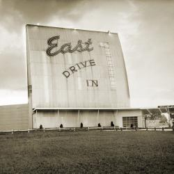 East Drive In was on west side of South Ave. at City limits