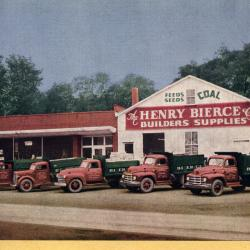 Bierce Hardware in the mid 1950'S
