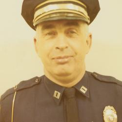 Captain Jerry Knapp, Tallmadge Police Department
